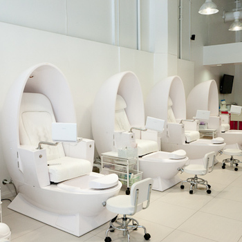 Luxury Spa Pedicure Chairs