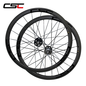 700C 23mm x 38mm Tubular Carbon Track Bike Wheels Flip Flop Bicycle wheelset