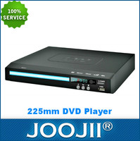 2014 China Wholesale 225mm Cheap dvd player with usb