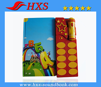 china manufacturer sound book