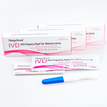 First Response Pregnancy Test How To Use - Pregnancy Symptoms