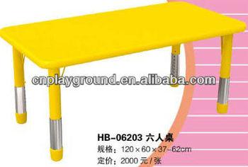 High Quality Kindergarten Kids Craft Table Preschool Light Table (HB 06203)