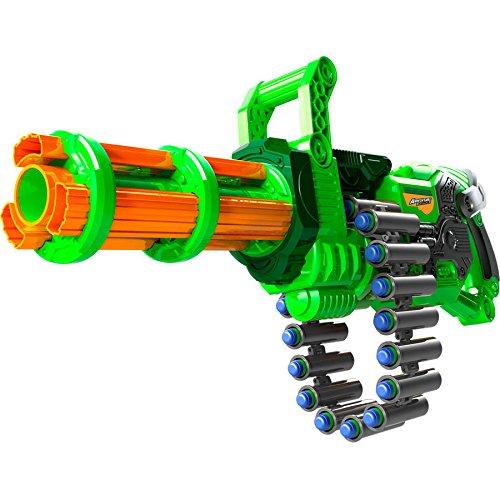 Adventure Force Scorpion Motorized Gatling Dart Blaster Toy