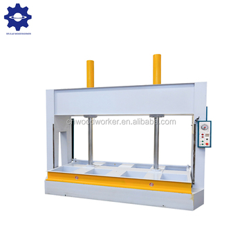 Best Selling high efficiency woodworking cold press machine