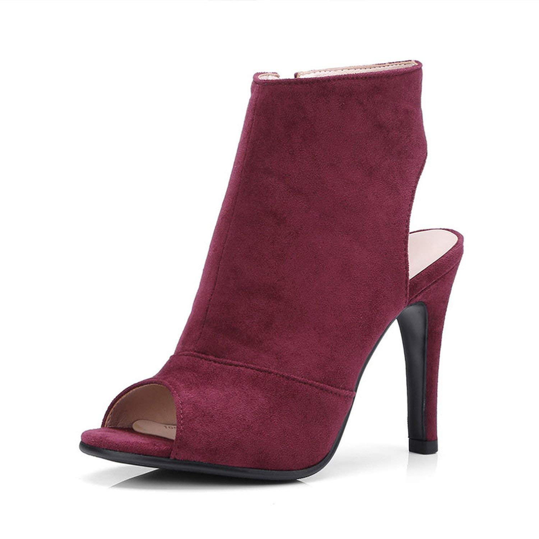 d5bd17e8dca6 Get Quotations · New-Loft Shoes Italian Slingbacks Gladiator Sandals  Stiletto Heels Summer Ankle Botas Mujer