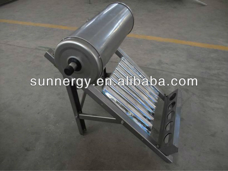 Solar water heater machine