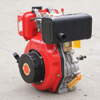 Hony(china) Single-cylinder Air Cooled Diesel Engine For Sale ...