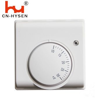 New Design Mechanical LED Heating Room Thermostat