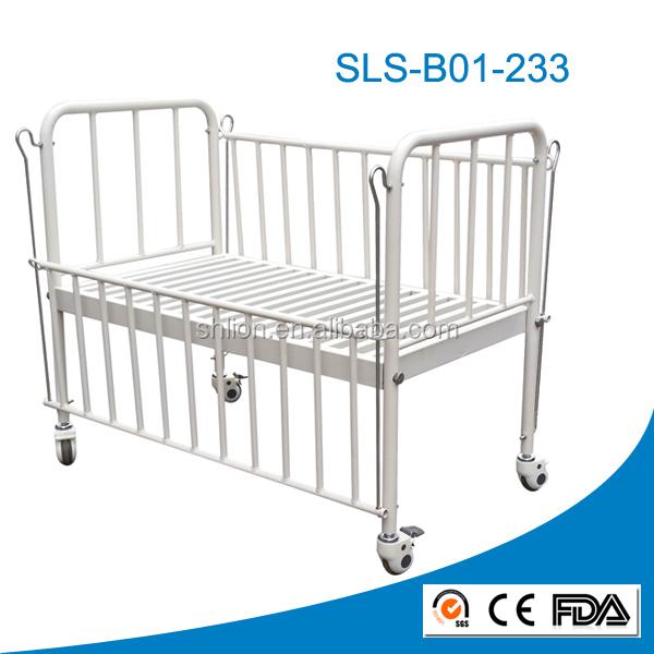New Design Platform Metal Kids Bed Crib Coated Poweded Buy