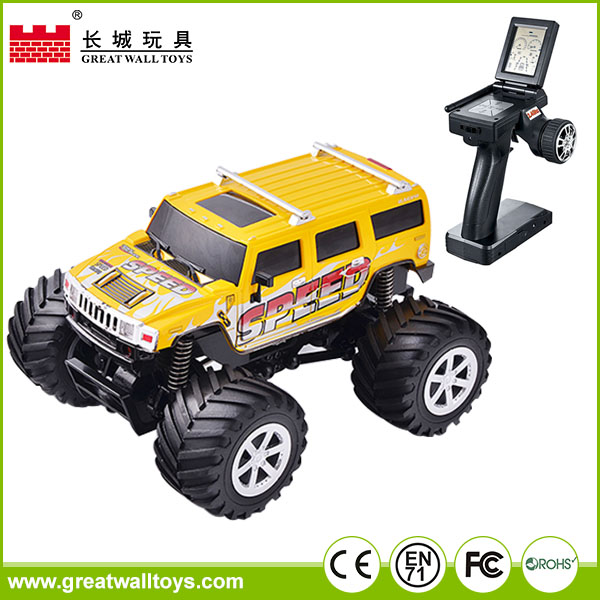 1:34 4ch 4x4 rc trucks for sale