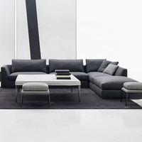 italian living room furniture sets sofa modern sectional living room sectional sofa