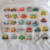 Vehicle soft glue refrigerator magnet sticker cute fridge magnet car fridge magnet