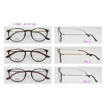 Stainless Steel Optical Frames High Fashion Ultem Design ...
