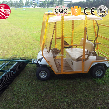 New Brand Low Price Mini Club Electric Golf Car For Pick Up Ball