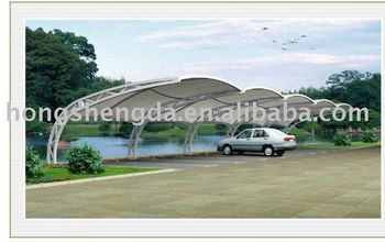 steel structure - Carport Canopy