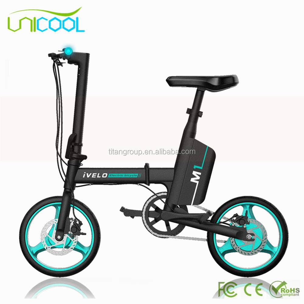 Bicicletta Pieghevole Kawasaki Folding Bike Alluminio.14 Pollice Pieghevole Kawasaki Bici Elettrica Con Display Lcd Buy