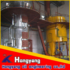 50 tpd vegetable oil extraction plant/machine popular in south America