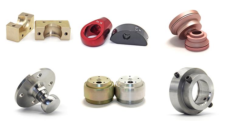 Обработка запасных частей фрезерный станок с ЧПУ части обработки пользовательских стальных деталей с ЧПУ