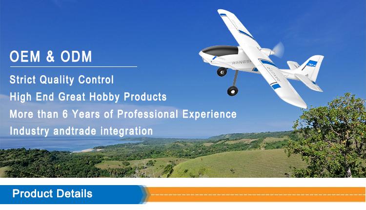 Volantex 768-1 RTF brushless  High Performance remote Control Jet Plane EPO Foam RC Warbird airplane