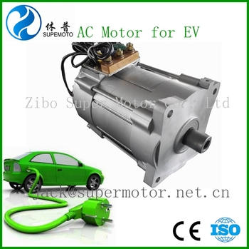 10kw 15kw ac motor for electric car buy ac electric car for Ac or dc motor for electric car