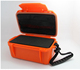 Wholesale DIN 13164 Waterproof ABS orange rectangular first aid box with contents