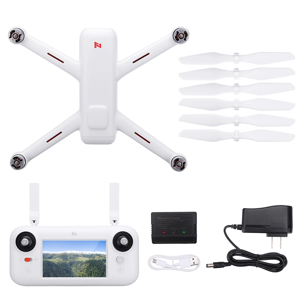 In stock  Xiaomi FIMI A3 5.8G 1KM FPV with 3-axis Gimbal 1080P Camera GPS RC Drone Quadcopter RTF VS Xiaomi mi drone 4K