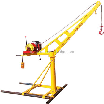 Factory Price Mini Construction Building Material Electric Hoist ...