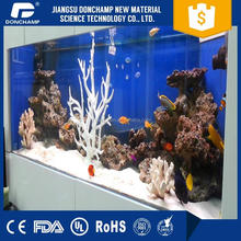 Nice Price Cast Clear Acrylic Glass Sheet for aquarium project