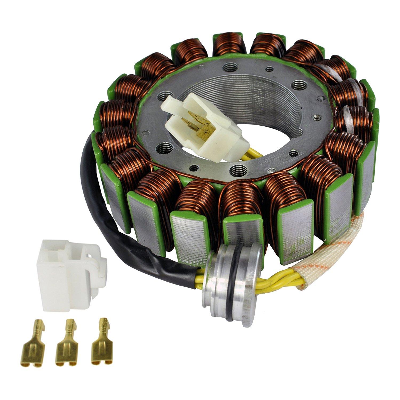 get quotations � generator stator for honda gl 1000 1100 1200 goldwing /  aspencade / interstate 1975-1987
