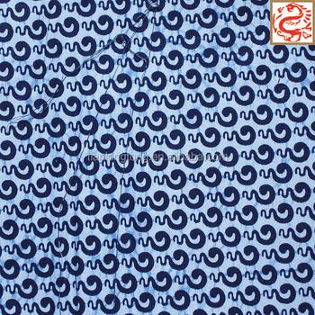 lord shiva batik t-shirt/english wax fabrics/wax print dresses