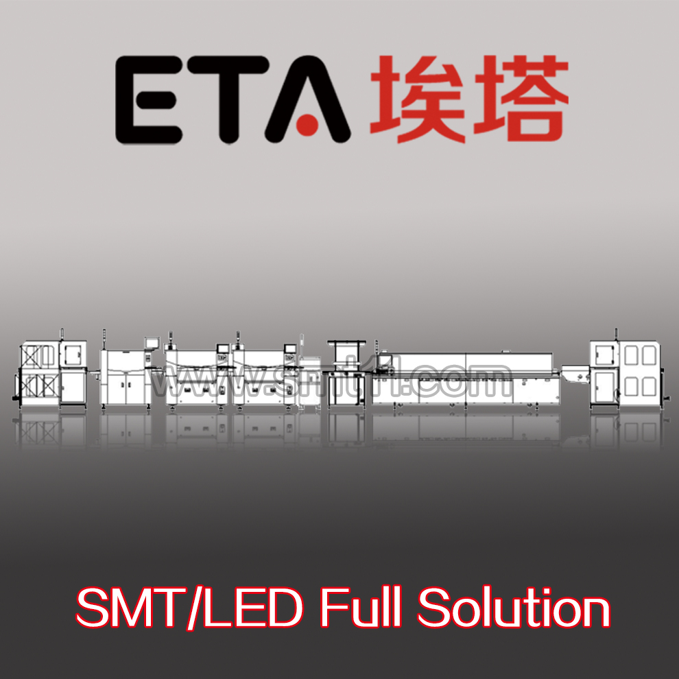 ETA (A800) PCB Soldering Machine Lead Free Reflow Oven SMT Assembly Line Machines 54