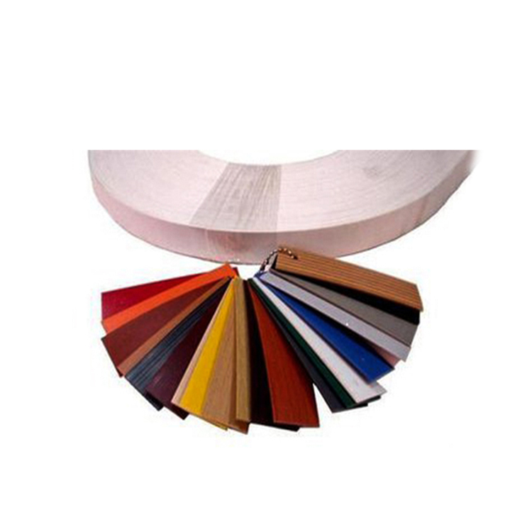 Environment Friendly Materials PVC Laminate Edge Banding For Sale