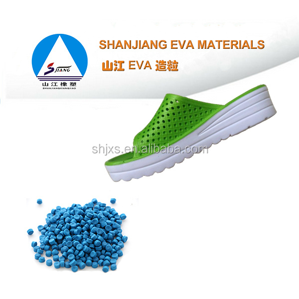 Eva foam granule /Resin/compound /rubber for shoes,slipper,sole,insole,bag,rainboots,road sign,yoga