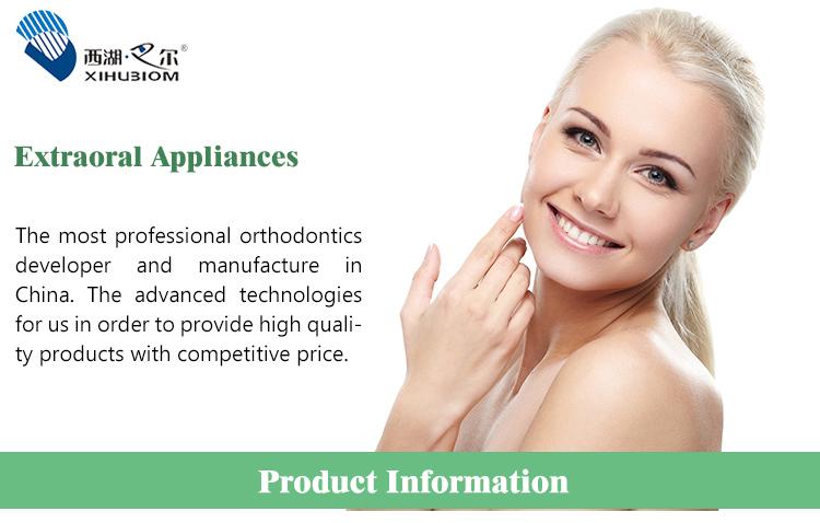 Pull Dental Use Face Mask Orthodontic Headgear Double Bar - Buy Orthodontic  High Pull Headgear,Pull Headgear Orthodontic,Dental Use Face Mask