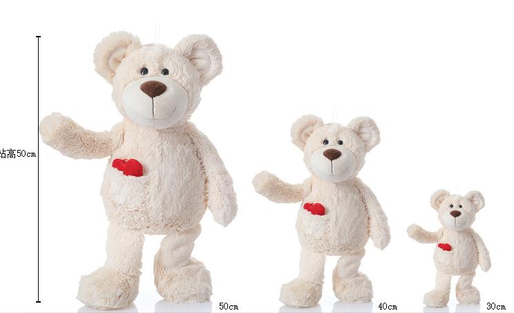 fcf5d94c0fd0 China White Plush Toy Teddy Bear