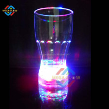 Party favor plastic cheap cola glass,led flashing cola cups