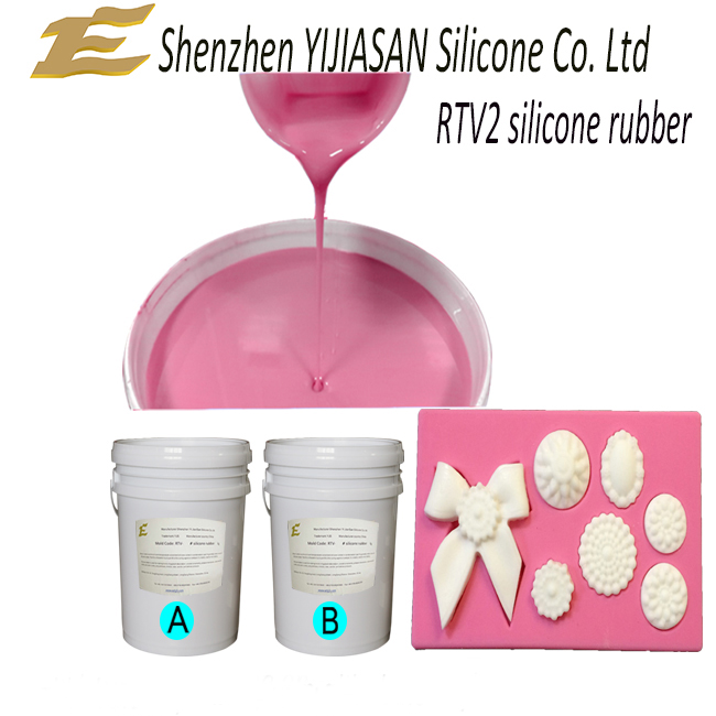 High strength platinum cure Silicone Rubber for Jewelry Molding