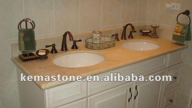 crema marfil marmor k chenarbeitsplatte tischplatte badschrank platte tischplatte produkt id. Black Bedroom Furniture Sets. Home Design Ideas