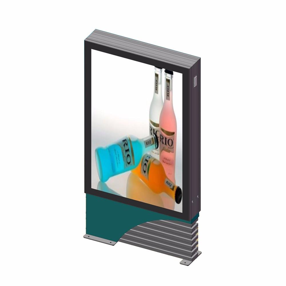 product-Custom-made Design Bus Stop Shelter Price-YEROO-img-3