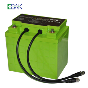 safety and high quality lifepo4 24v 100ah li-ion battery pack for solar system