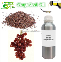 100% Natural Organic Grape Seed Oil cold pressed extra virgin cooking food oil