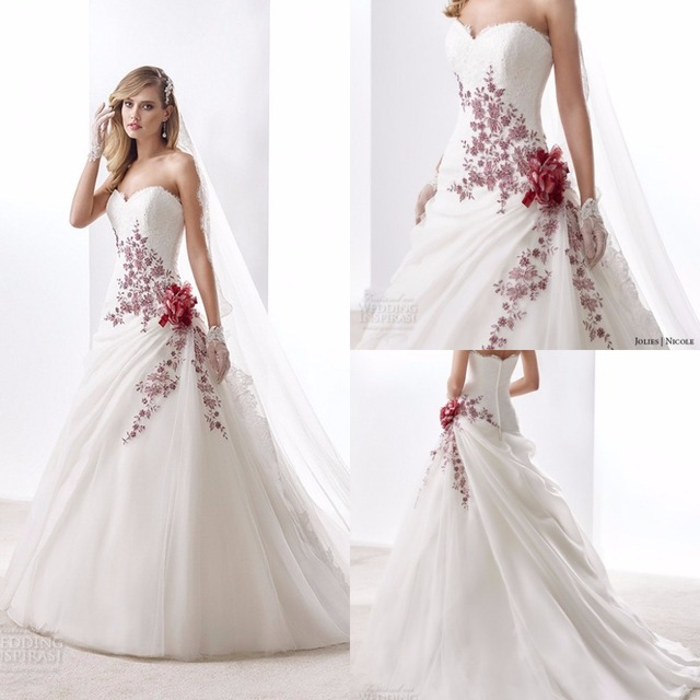 2016 Vintage Ball Wedding Dresses Low Price Bridal Gowns