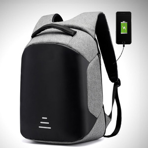986dd126e5ff New 2018 china supplier waterproof oxford travel leisure 15.6 anti theft  USB charging school laptop backpack