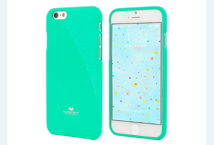 For Iphone 6 Case Tpu Jelly,Goospery Pearl Jelly Tpu Phone Case