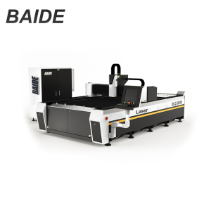 Portable CAD drawing fiber laser metal cutting machine