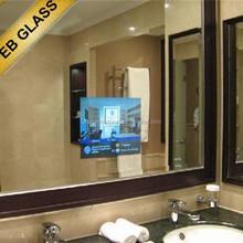 Lovely Tv Hidden Behind A 2 Way Mirror Tv Hidden Behind A 2 Way Mirror