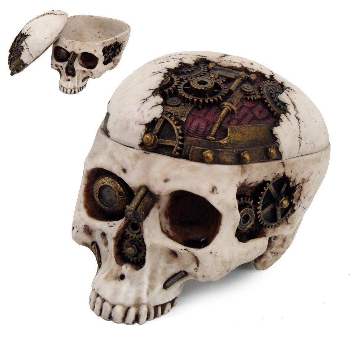 порога, механический череп картинки несебра