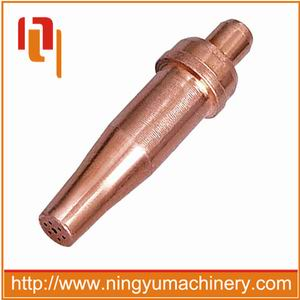 Wholesale or Custom Made High Quality and Cheap Price Brass acetylene cutting tips gasoline cutting torch