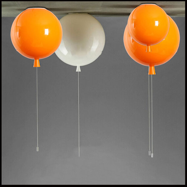 luftballon lampe kinderzimmer dekoration bild idee. Black Bedroom Furniture Sets. Home Design Ideas