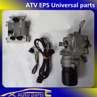 Chinese cheap tractor power steering kits (electric power steering, bracket, lines, connect shaft, ECU, etc)